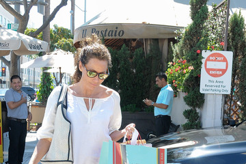 Minnie Driver Minnie Driver Goes Shopping in LA