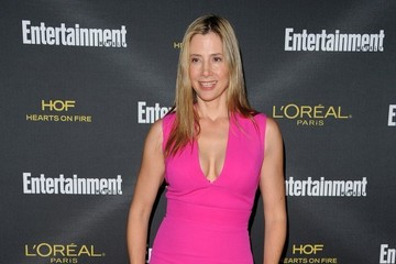 Mira Sorvino Entertainment Weekly Pre-Emmy Party