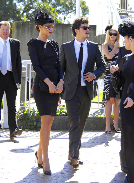 Miranda Kerr And Orlando Bloom Photos Photos Orlando Bloom And