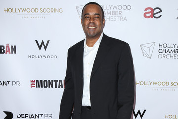 Mo Kelly Celebrities Attend the Hollywood Chamber Orchestra Debut Performance