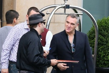 Morrissey Morrissey Out in Boston