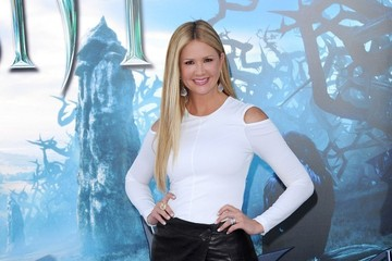 Nancy O'Dell 'Maleficent' Premieres in Hollywood