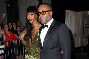 Naomi Campbell The Met Ball Sightings
