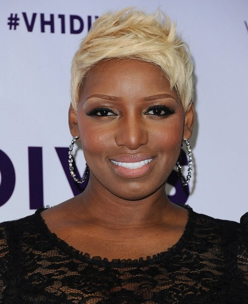 Platinum Blonde Hair on Black Women