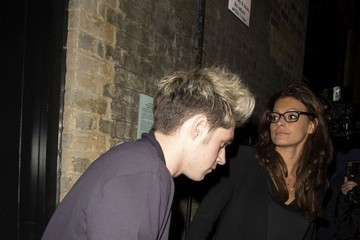 Niall Horan Nial Horan Enjoys a Night Out