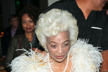 Nichelle Nichols Nichelle Nichols at The Grove in Hollywood