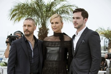 Nicholas Hoult 'Mad Max: Fury Road' Cannes Film Festival Photocall