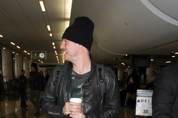 Nick Carter Nick Carter Is Seen at LAX