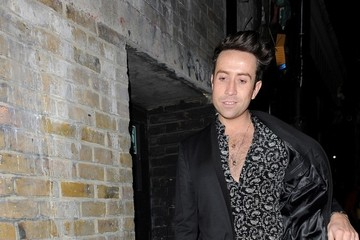 Nick Grimshaw Celebs at Centrepoint's Ultimate Pub Quiz