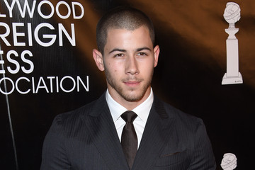 Nick Jonas HFPA Grants Banquet