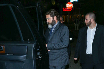 Nick Offerman Celebrities Are Seen Outside 'The Founder' Premiere at ArcLight Theatre