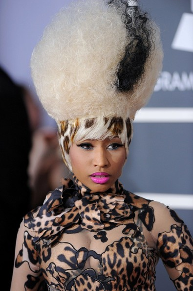Nicki Minaj The 53rd Annual GRAMMY Awards.Staples Center, Los Angeles, CA.February 13, 2011.