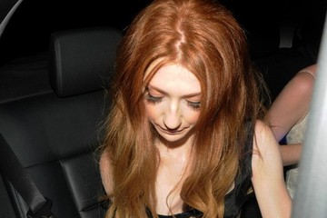Nicola Roberts Cheryl Cole's Engagment Party — Part 3