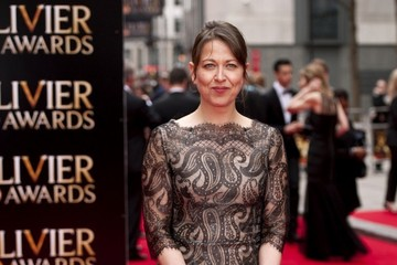 Nicola Walker Arrivals at the Oliver Awards