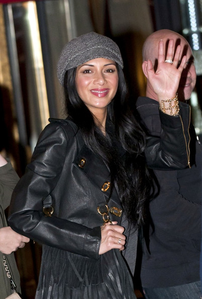 Nicole Scherzinger Nicole Scherzinger has a good time out after having ...