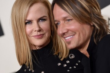 Nicole Kidman Keith Urban Arrivals at the Grammy Awards