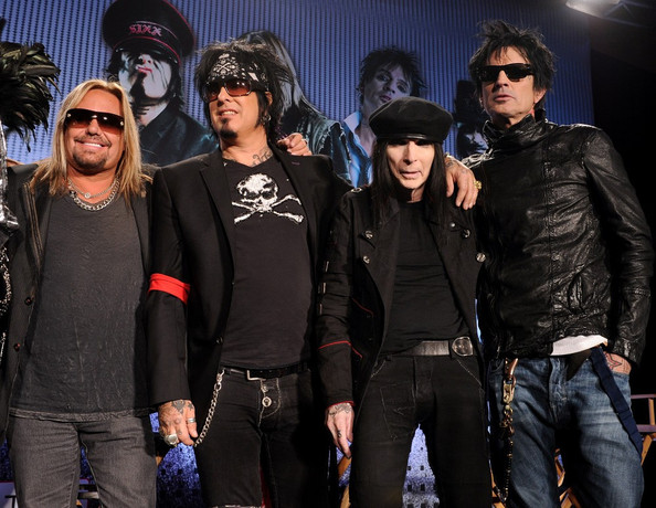 Nikki Sixx - KISS & Motley Crue Co-Headlining Tour
