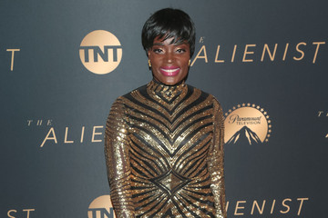 Nimi Adokiye Premiere of TNT's 'The Alienist'
