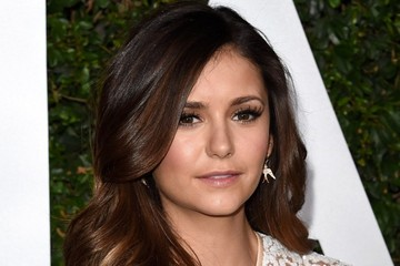 Nina Dobrev Arrivals at the 'Young Hollywood' Event