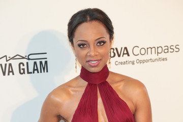 Nischelle Turner 26th Annual Elton John AIDS Foundation's Academy Awards Viewing Party