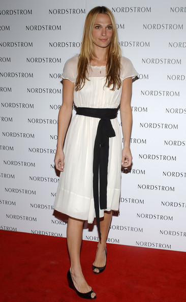 Molly Sims Nordstrom Topanga store opening.Nordstrom, Canoga Park, CA ...