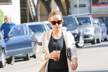 Olivia Wilde Olivia Wilde Is Seen Out in L.A.