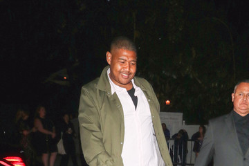 Omar Benson Miller Omar Benson Miller Outside Entertainment Weekly's SAG Awards Party At Chateau Marmont