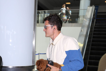 Orlando Bloom Orlando Bloom Is Seen at LAX