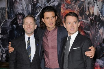 Orlando Bloom 'The Hobbit: The Battle of the Five Armies' Premieres in Hollywood