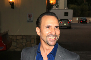 Oscar Torre Celebrity Sightings Outside the MundoFlix Party at Sportman Lodge in Studio City
