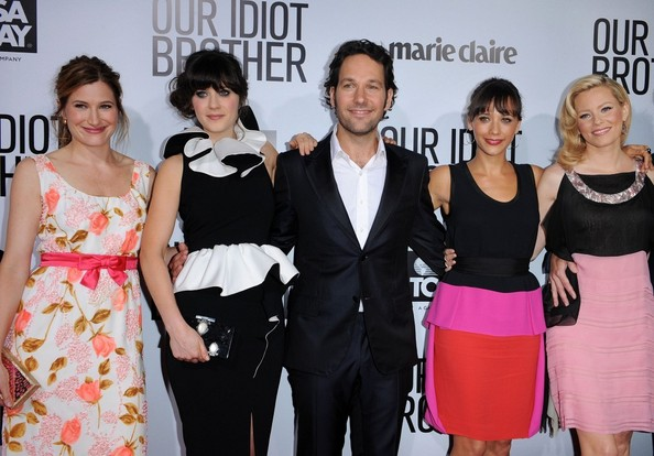 "Los Angeles Premiere of ""Our Idiot Brother"".ArcLight Theatre, Hollywood, CA.August 16, 2011."