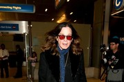 The Osbournes Arrive at LAX — Part 2