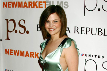 Ginnifer Goodwin P.S. Premiere in NY