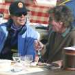 PRINCESS CAROLINE ON VACATION IN AUSTRIA WITH FAMILY