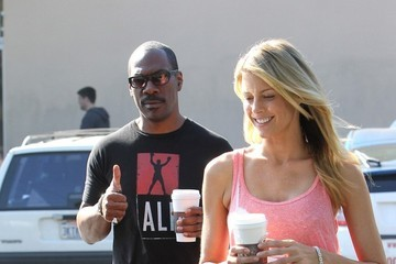 Paige Butcher Eddie Murphy Grabs Coffee with His Girlfriend