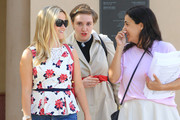 Reese Witherspoon, Jennifer Konner, and Lena Dunham Have a Meeting
