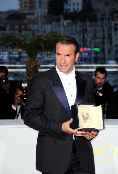 Palme d 39 or winners at the cannes film festival zimbio for Dujardin nicolas