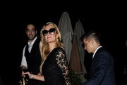 Paris Hilton Mohammed Al Turki Photos Photo