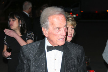 Pat Boone Pat Boone Is Seen Outside the Movieguide Awards at Universal Hilton Hotel