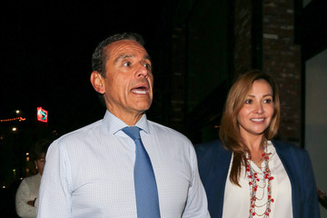 Patricia Govea Antonio Villaraigosa Has a Date Night at TAO