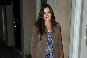 Patricia Velasquez Celebrities Are Seen in West Hollywood