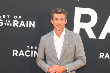 Patrick Dempsey Premiere Of 20th Century Fox's 'The Art Of Racing In The Rain'