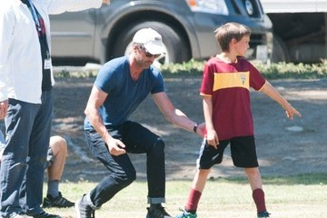 Patrick Dempsey Patrick Dempsey Out and About