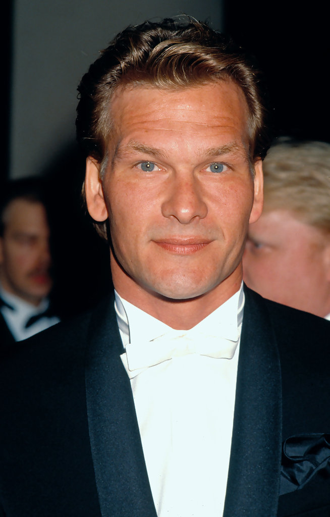 Patrick Swayze A Life In Pictures: Patrick Swayze: 1952- 2009