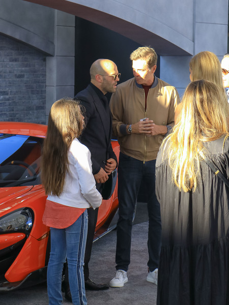 Premiere Of Universal Pictures' 'Fast & Furious Presents: Hobbs And Shaw'