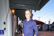 Patrick Whitesell is seen in Los Angeles, California.