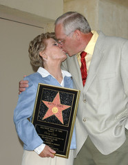 Michael Pearce Patty Duke Walk of Fame