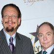 Penn Jillette Celebrities Attends the Hollywood Walk of Fame Honors at Taglyan Complex