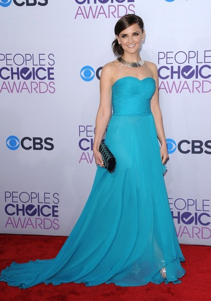 People's Choice Awards 2013..Nokia Theatre L.A. Live, Los Angeles, CA..January 9, 2013..Job: 130109A1..(Photo by Axelle Woussen)..Pictured: Rachael Leigh Cook.