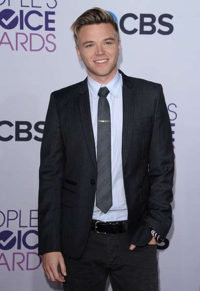 People's Choice Awards 2013..Nokia Theatre L.A. Live, Los Angeles, CA..January 9, 2013..Job: 130109A1..(Photo by Axelle Woussen)..Pictured: Brett Davern.